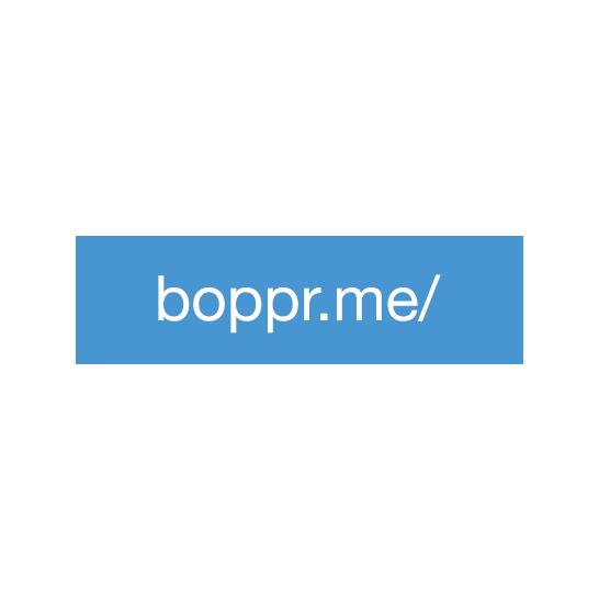 boppr profile link